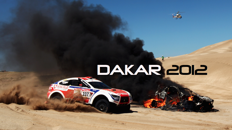 Dakar Rally 2013!