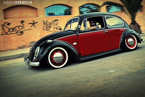 Cal Look VW's – A Little History