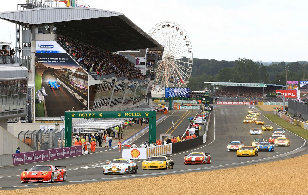 90 Years of Le Mans