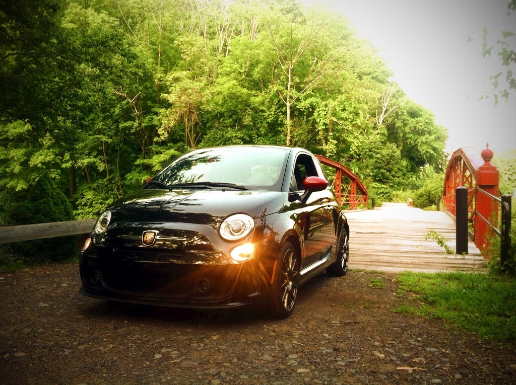 Ma che cazzo fai 2 : 'Borrowed' Fiat 500 Abarth road test continued