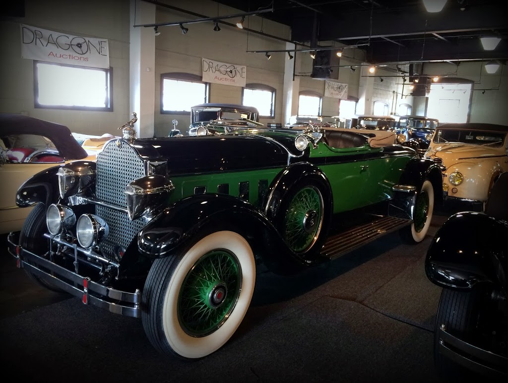 New England Auto Museum