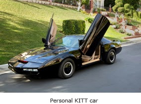 The Hoff's KITT