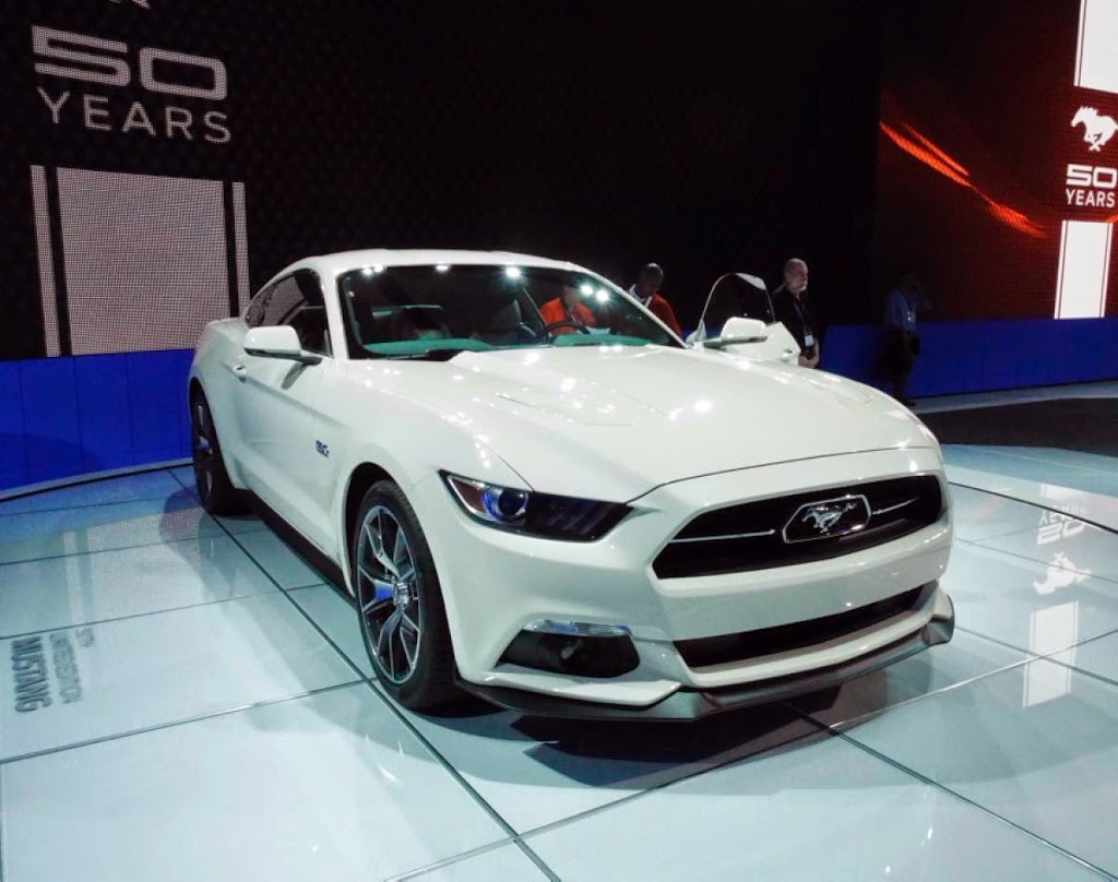 Belated New York Auto Show Wrap-up
