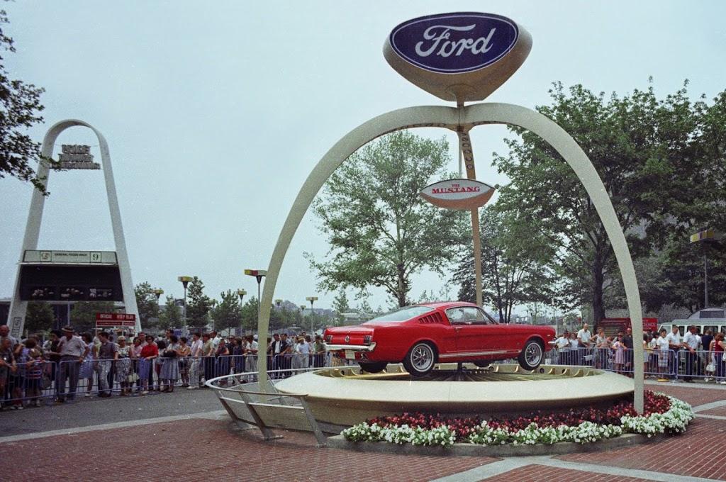 Mustang Turns 50!