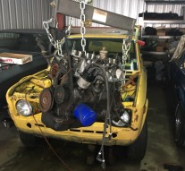 Fiat 128 Rally Build Update